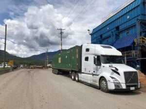 Safely Shipping Hazardous Materials - Loadsafe Crossborder - Freight Services - Featured Image